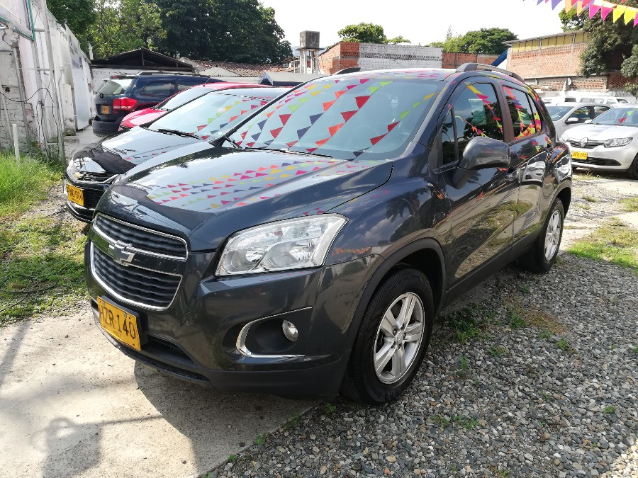 2015 CHEVROLET TRACKER FWD LS AT PASAJEROS 1.8L