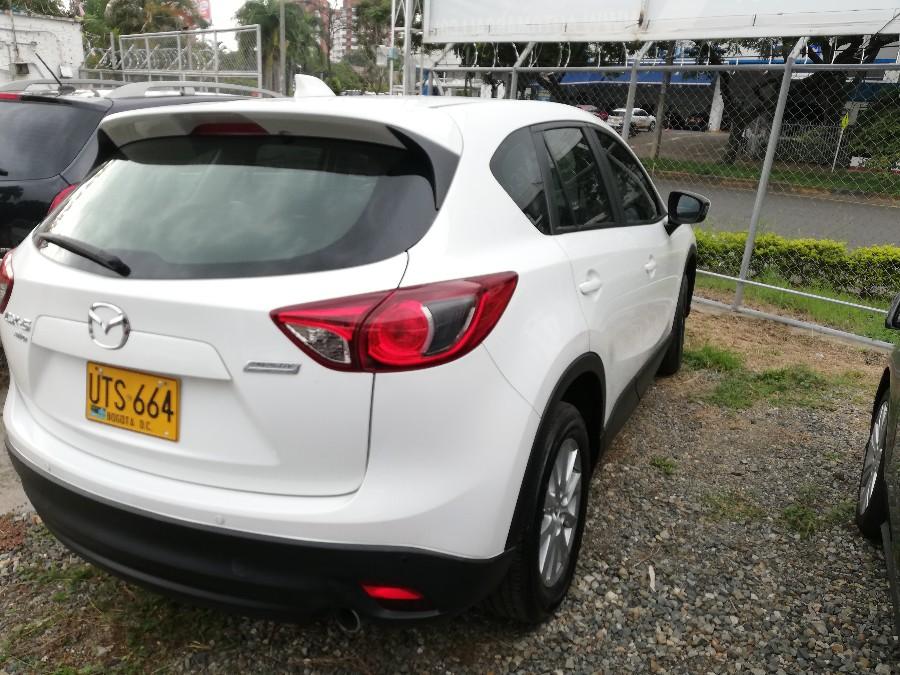 2015 MAZDA CX5 PASAJEROS 2.0L