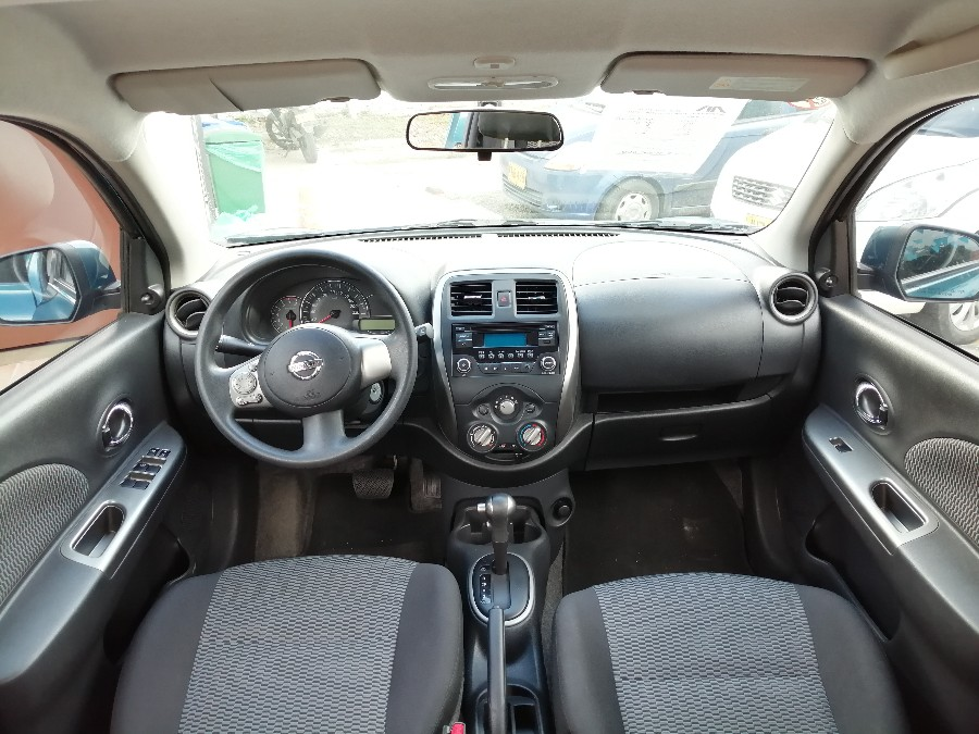 2017 NISSAN MARCH SENSE AT PASAJEROS 1.6L