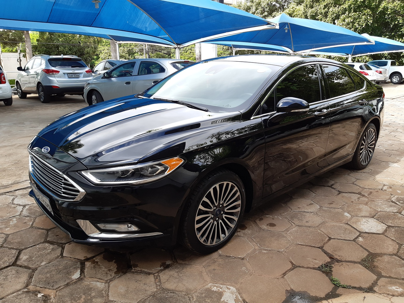 FORD FUSION 2.0 2018