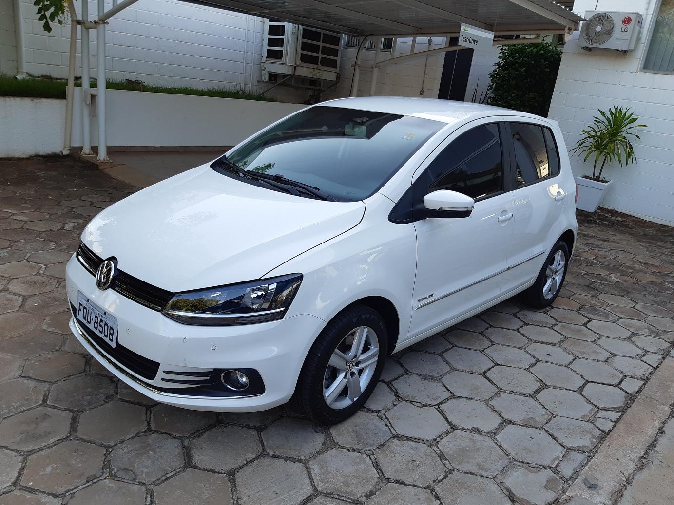 VW FOX 1.6 2015