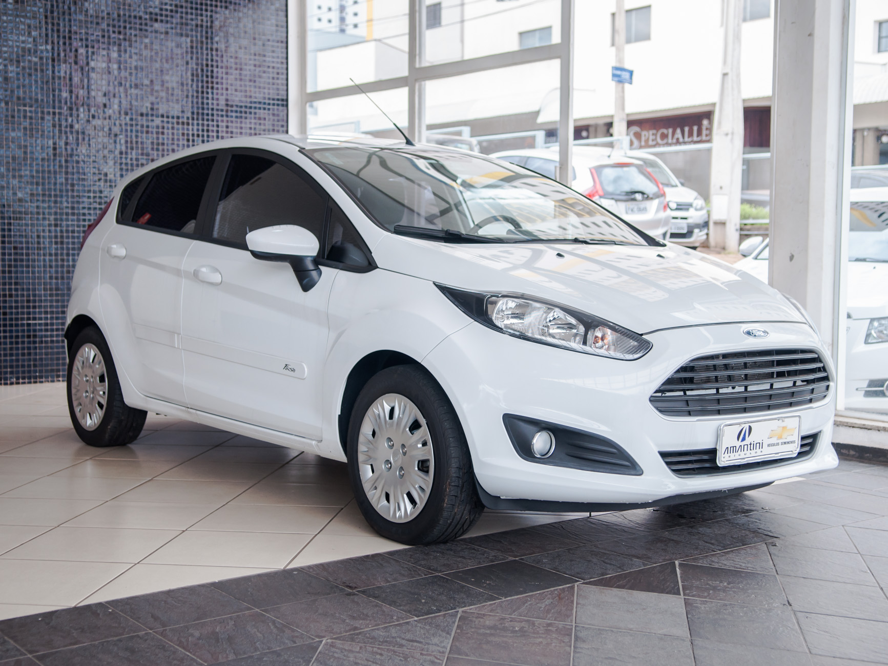 FORD NEW FIESTA HB 1.5 2015