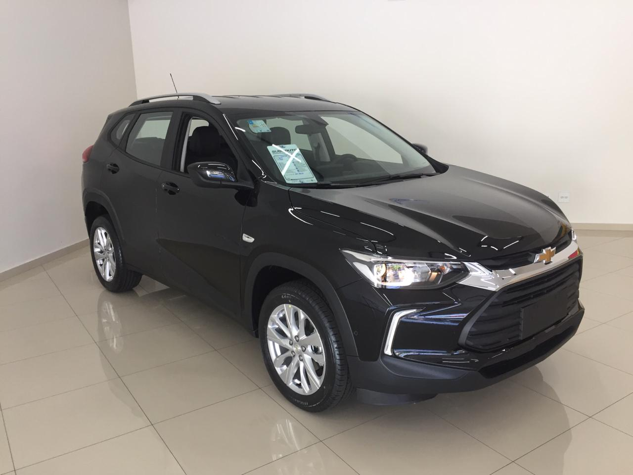 CHEVROLET TRACKER LTZ 1.2 TURBO 2021