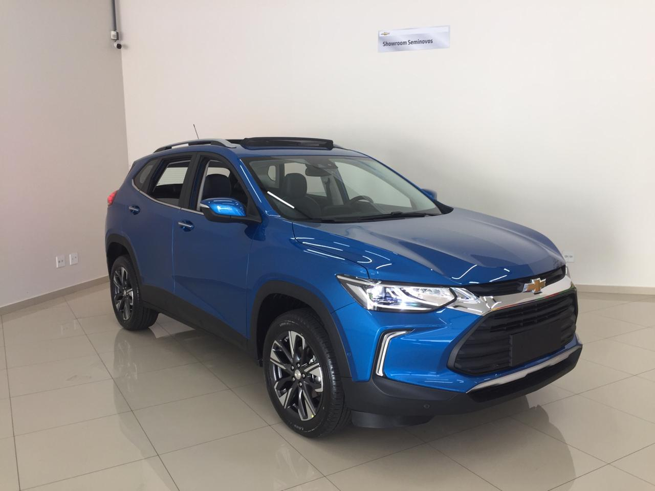 CHEVROLET TRACKER PREMIER 1.2 TURBO 2021