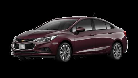 Chevrolet CRUZE SEDAN TURBO LT 1.4 2018