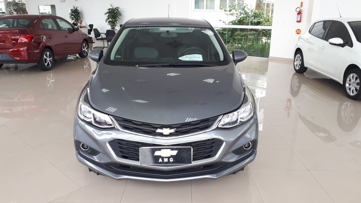 CHEVROLET CRUZE SEDAN LT 1.4 TURBO 2016