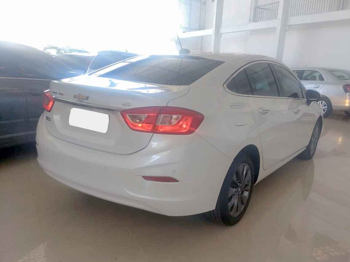 CHEVROLET CRUZE SEDAN LTZ 1.4 TURBO 2017
