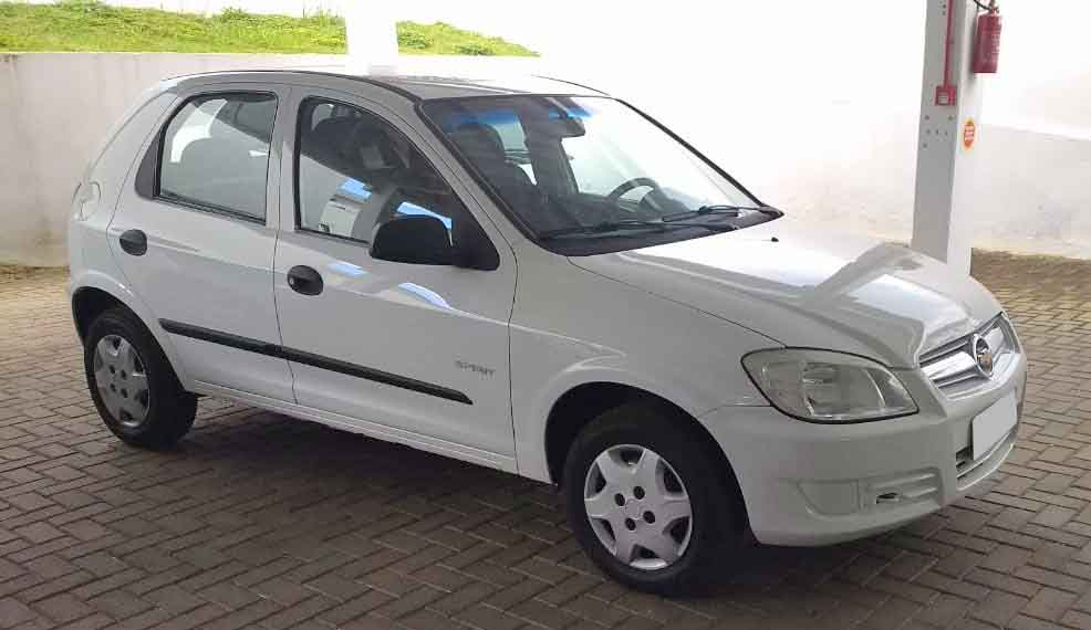 CHEVROLET CELTA SPIRIT 1.0 2010