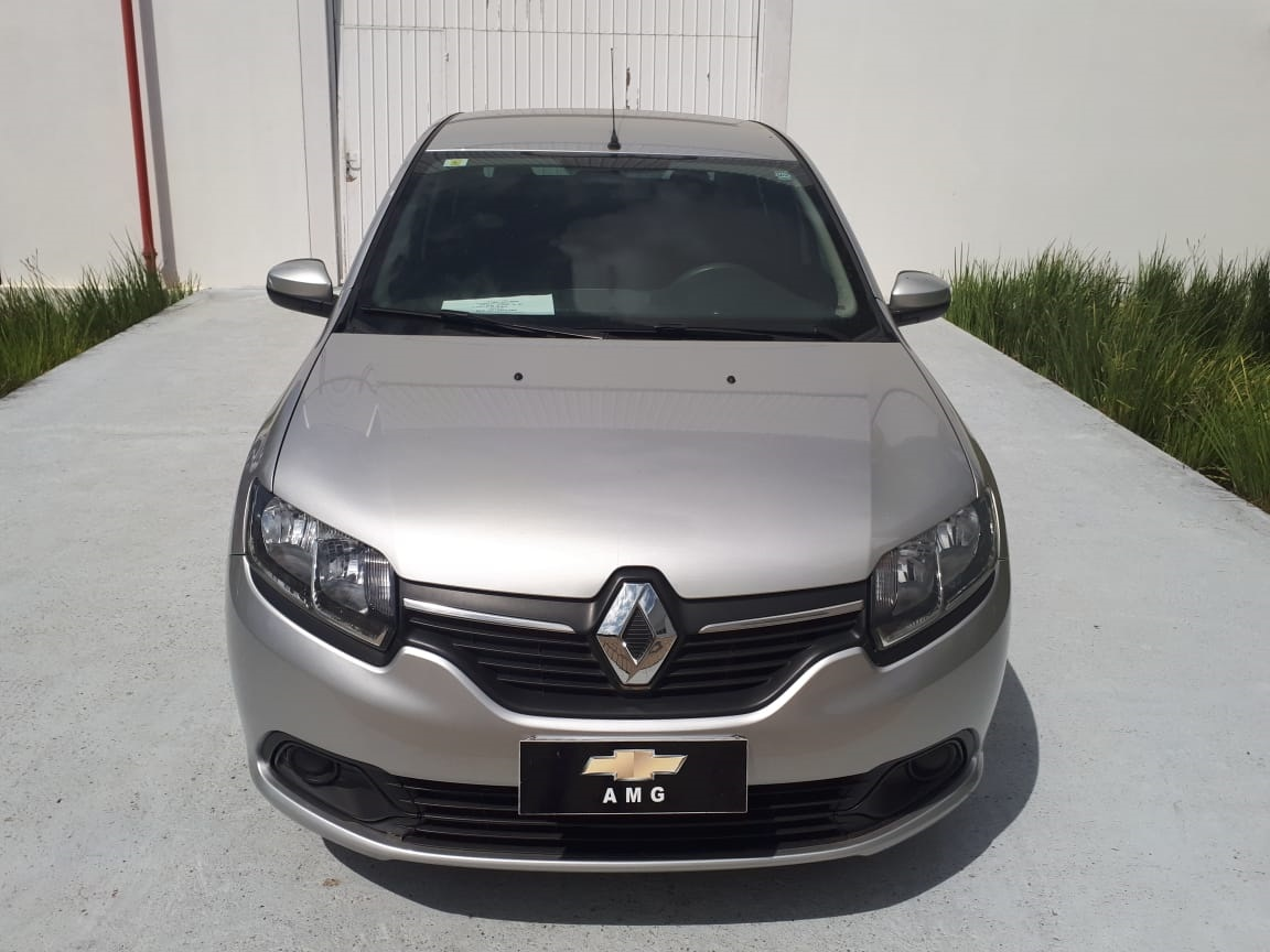 RENAULT LOGAN EXPRESSION 1.6 2016