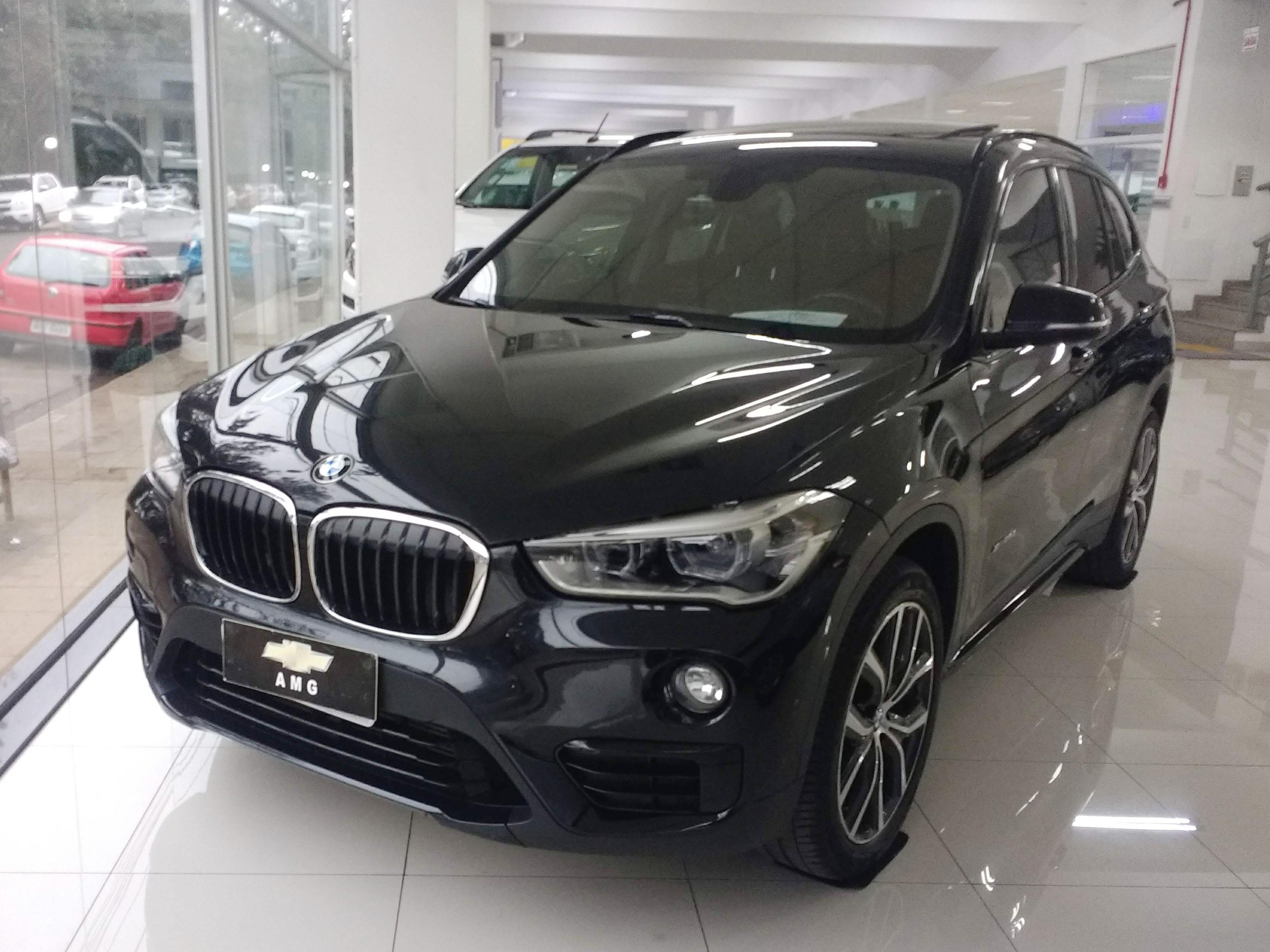 BMW X1 ACTIVE 2.5 2017