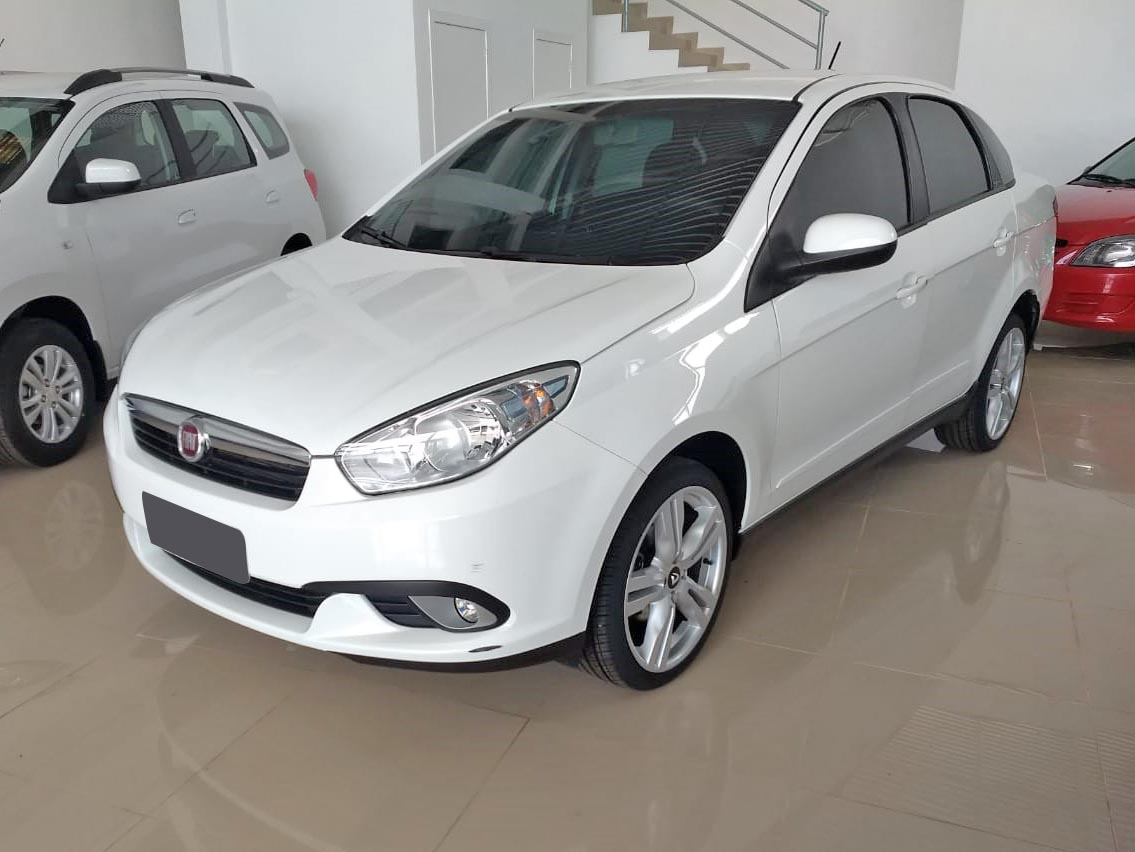 FIAT SIENA ATTRACTIVE 1.4 2015