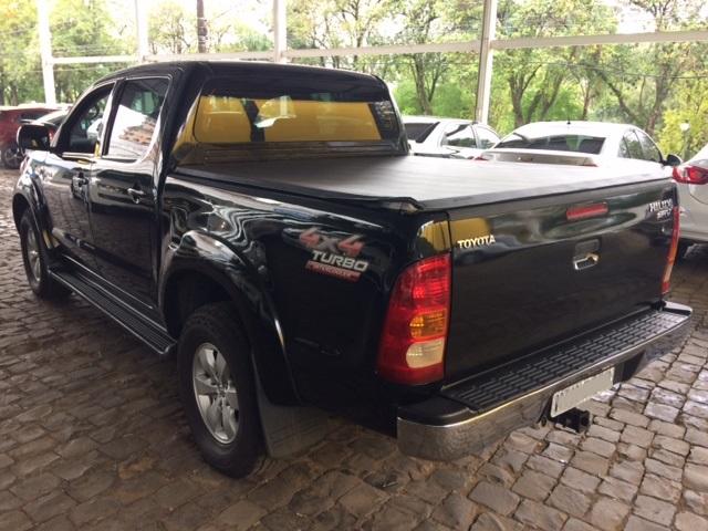 TOYOTA HILUX SRV 4X4 3.0 2011