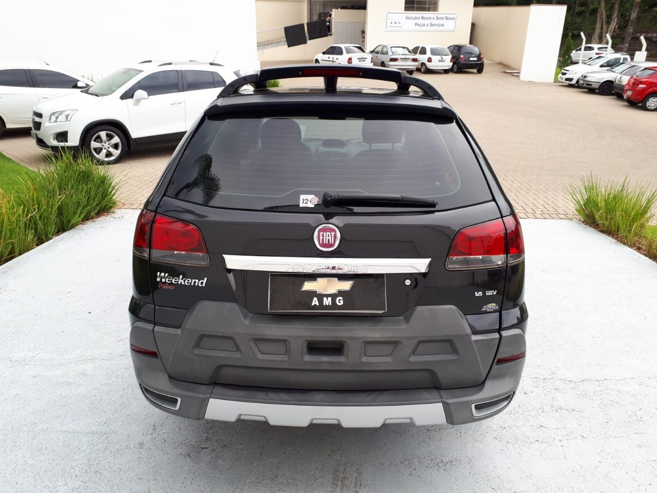 FIAT PALIO WEEKEND ADVENTURE 1.8 2015