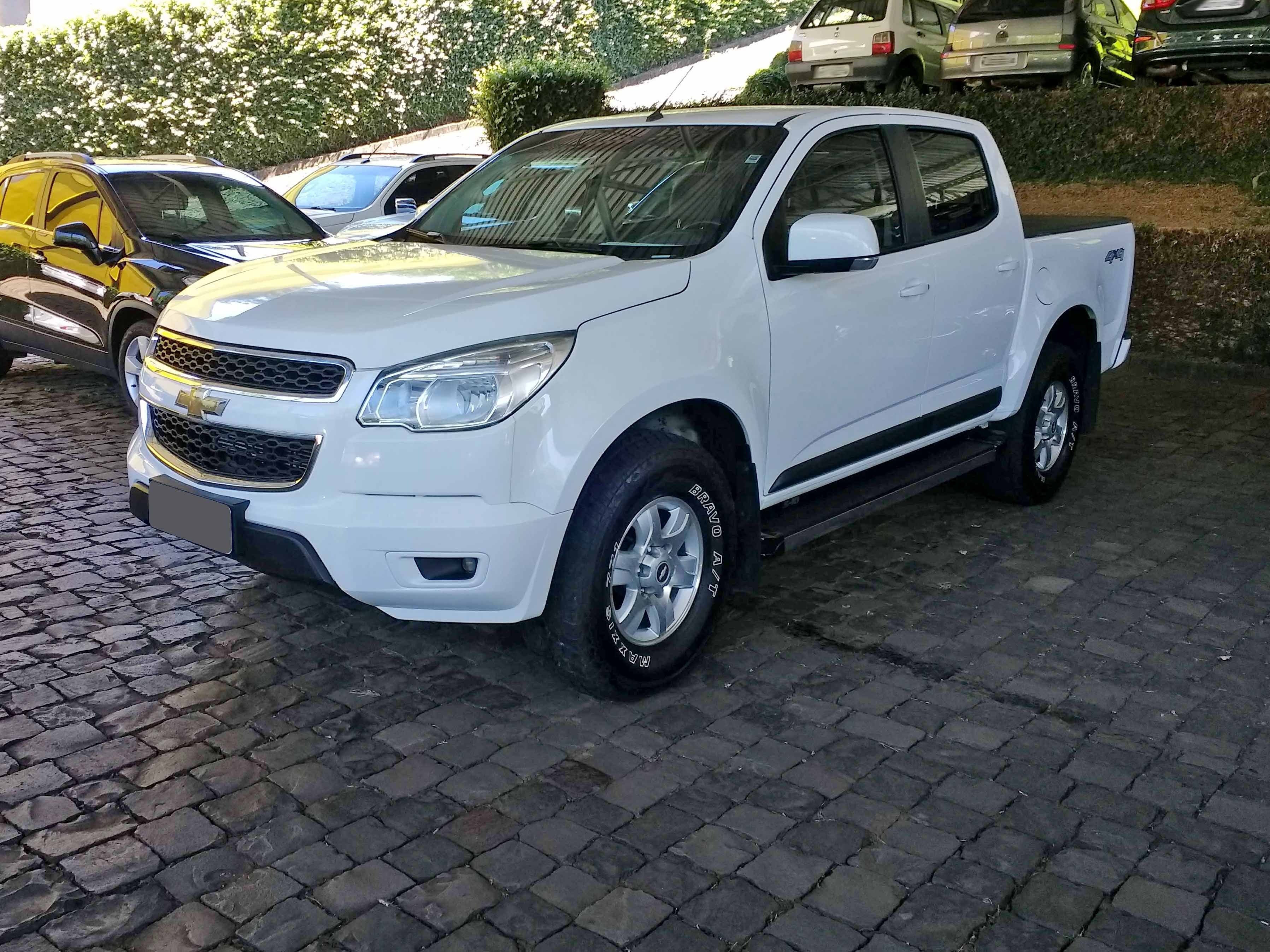 CHEVROLET S10 CD LT 2.8 2015