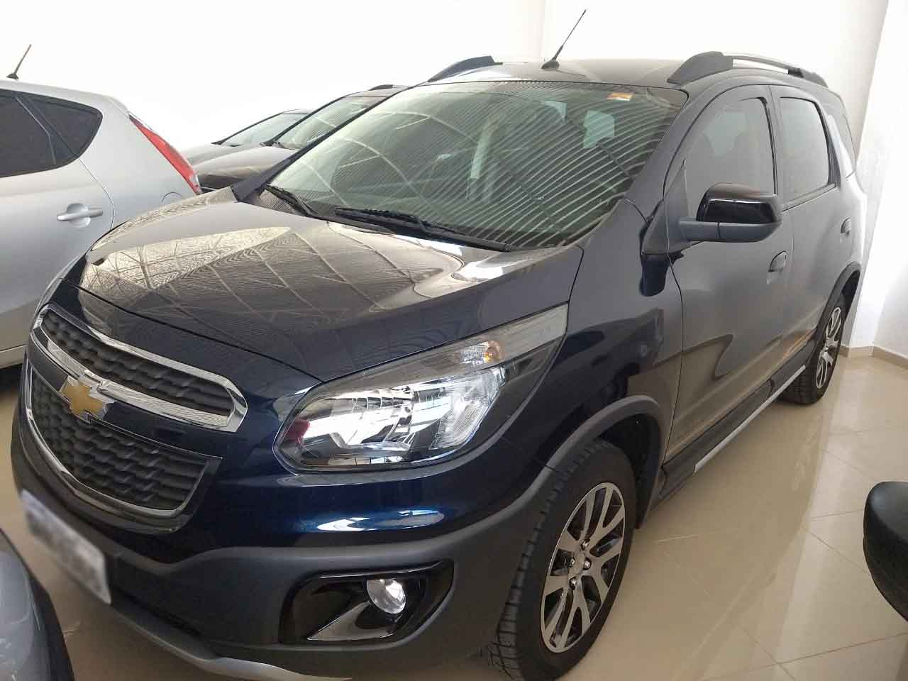 CHEVROLET SPIN ACTIVE 1.8 2016