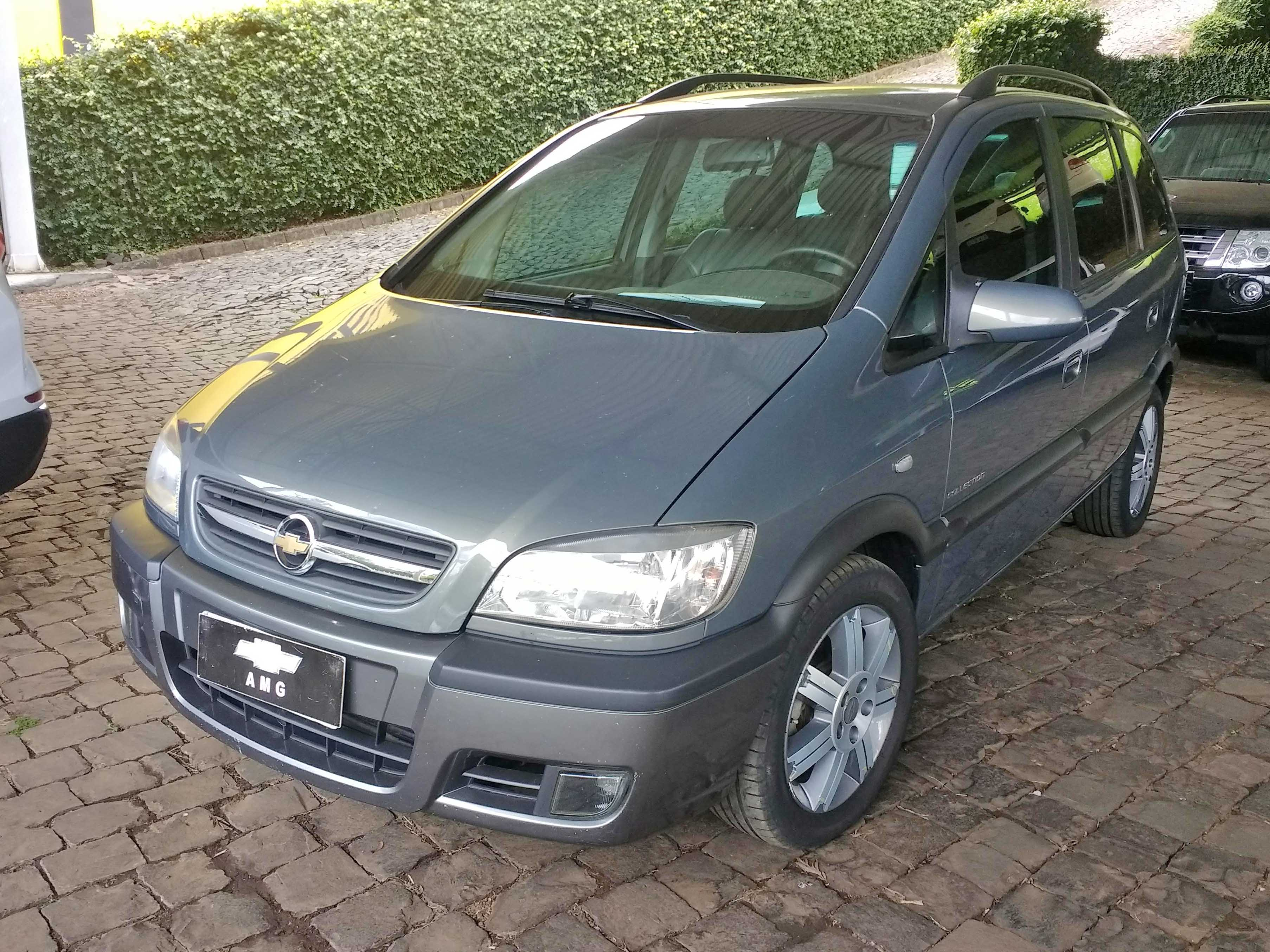CHEVROLET ZAFIRA COLLECTION 2.0 2012