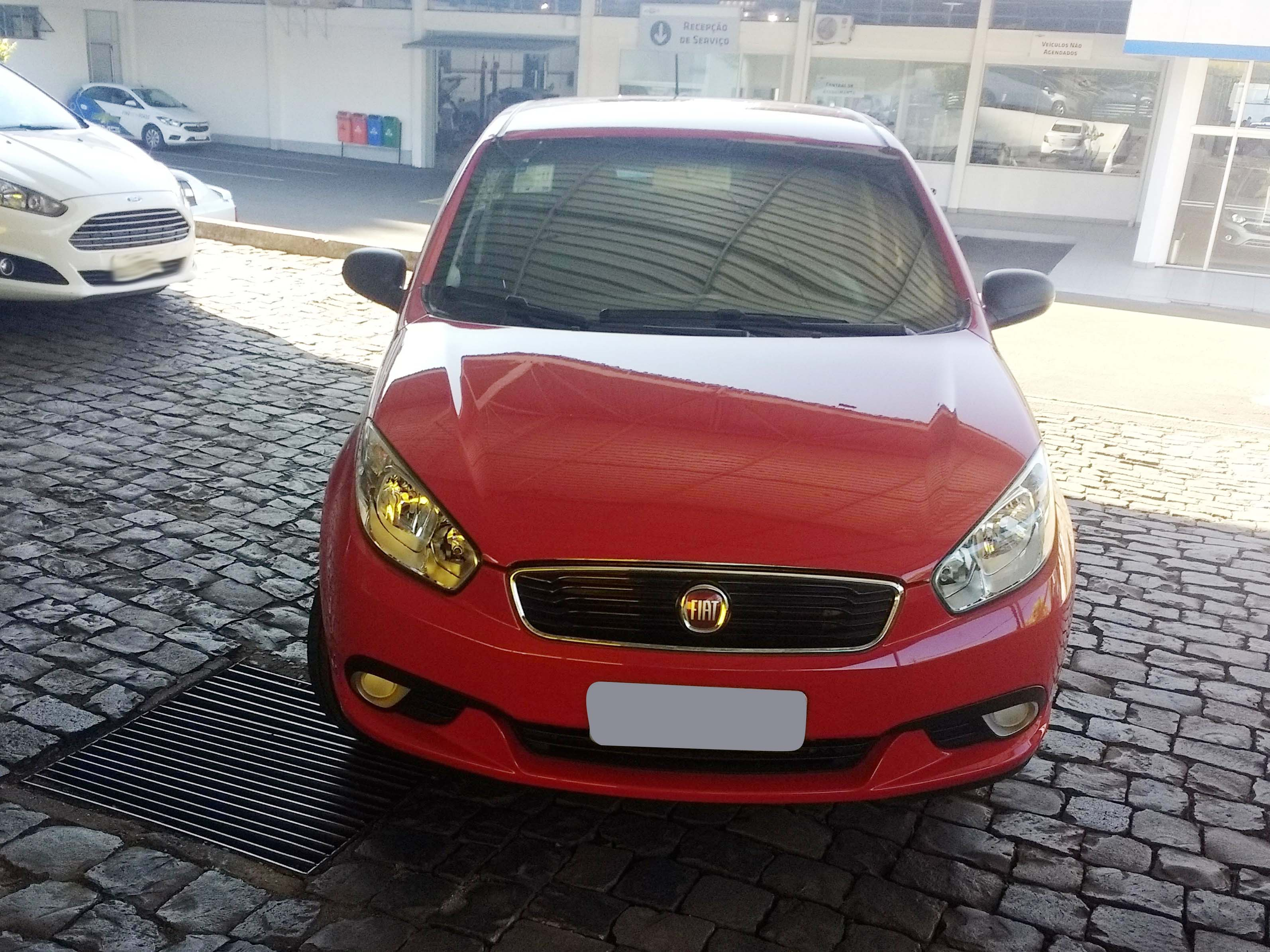 FIAT SIENA ATTRACTIVE 1.0 2018
