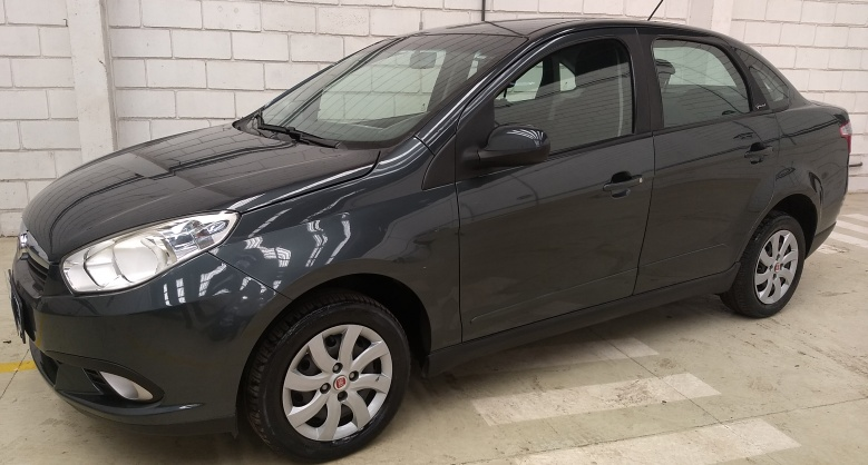 FIAT SIENA ATTRACTIVE 1.4 2013