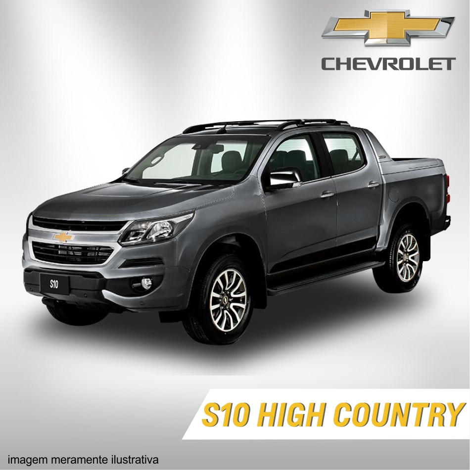 CHEVROLET S10 HIGH COUTRY 2.8 2019