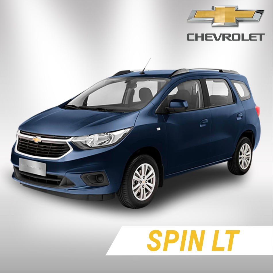 CHEVROLET SPIN LT 1.8 2019