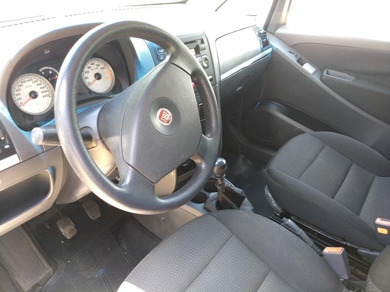 FIAT IDEA ELX FLEX 1.4 2009