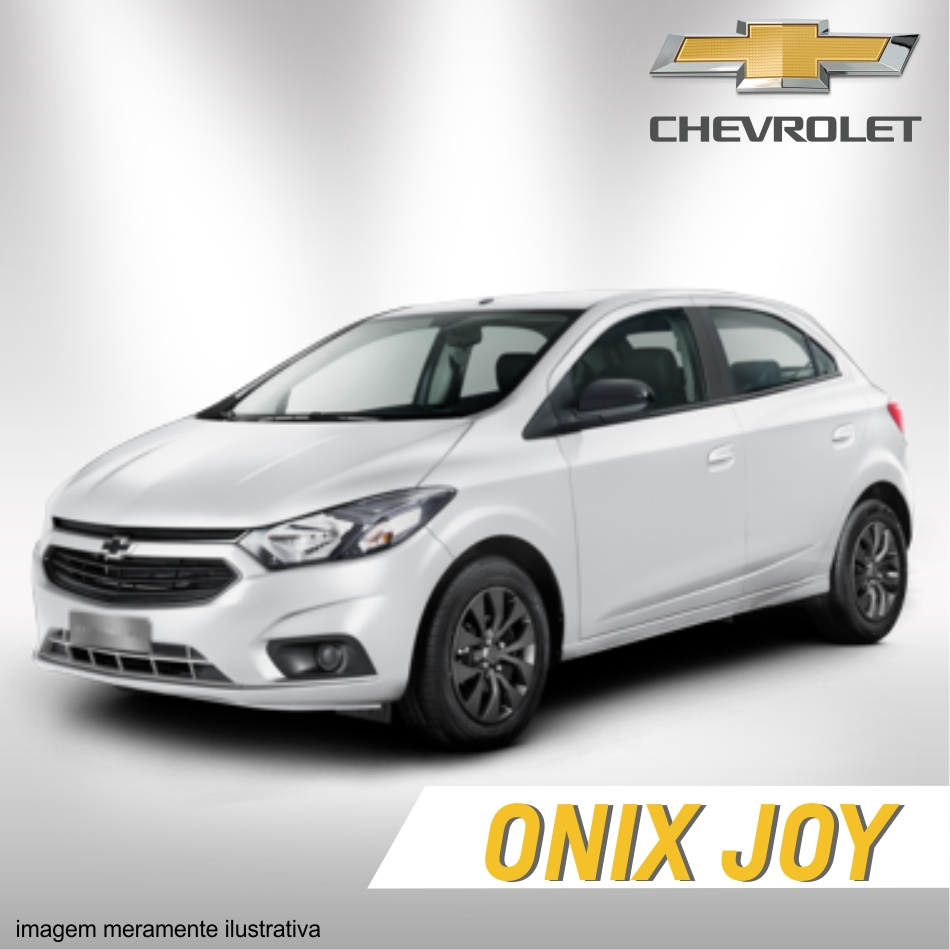CHEVROLET ONIX JOY BLACK 1.0 2020
