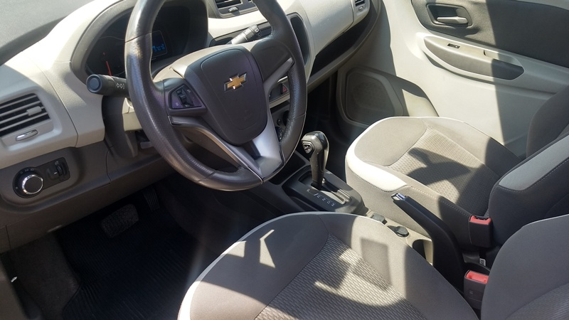 CHEVROLET SPIN LT AT 1.8 2013