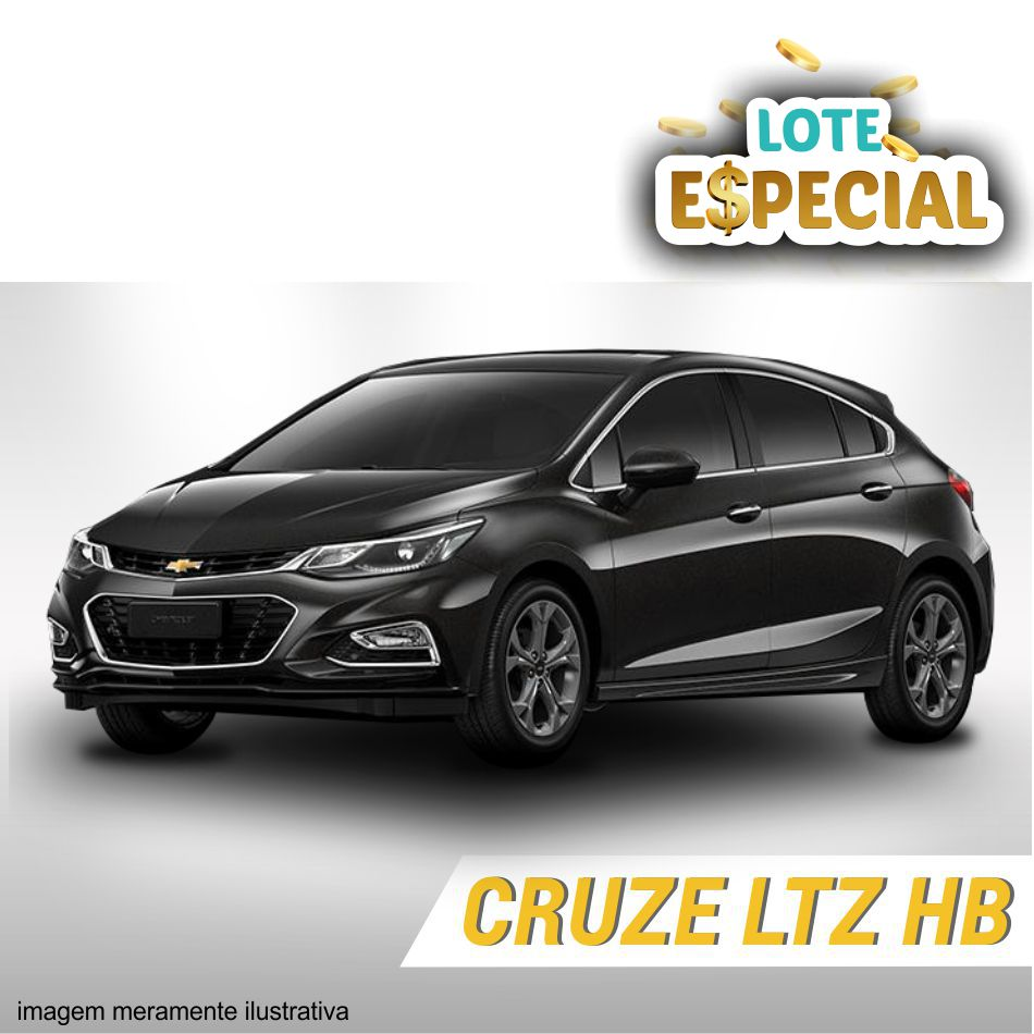 CHEVROLET CRUZE LTZ HB 1.4 2019