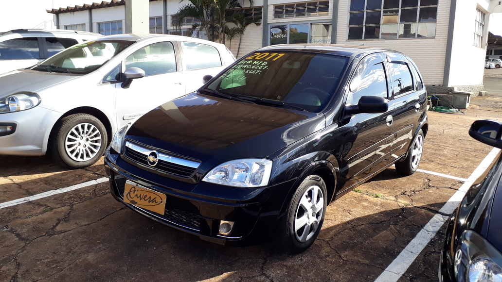 CHEVROLET CORSA HATCH MAXX 1.4 2011