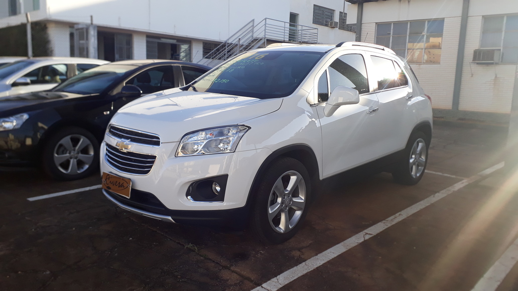 CHEVROLET TRACKER LTZ AT 1.8 2016