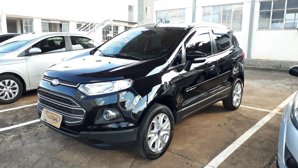 CHEVROLET ECOSPORT TIT AT 2.0 2014