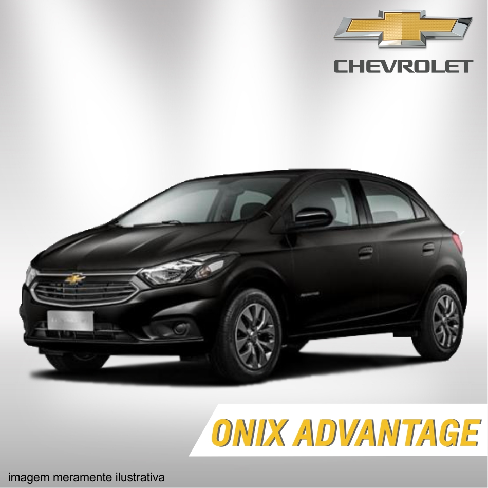 CHEVROLET ONIX ADVANTAGE 1.4 2019