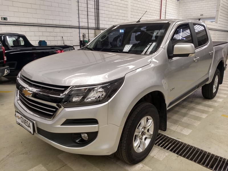CHEVROLET S 10 LT CD 2.5 2018