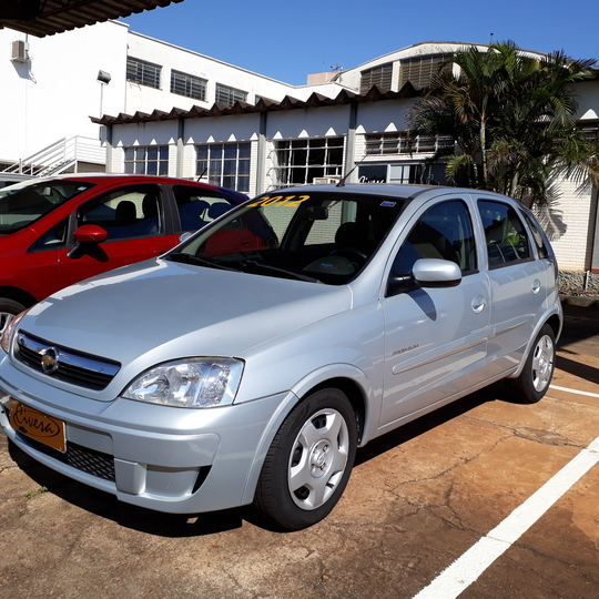 CHEVROLET CORSA HATCH MAXX 1.4 2012