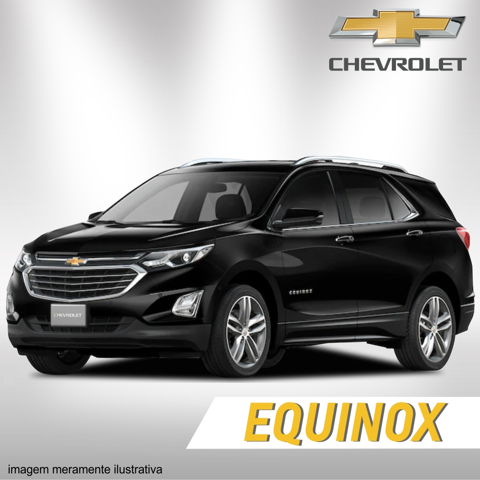 CHEVROLET EQUINOX TURBO 2.0 2019