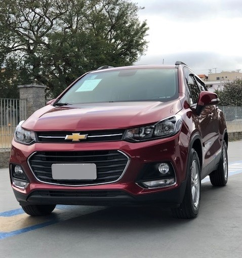 Chevrolet TRACKER TURBO LT 1.4L 2018