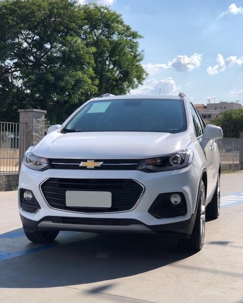 Chevrolet TRACKER LTZ 1.4L 2017