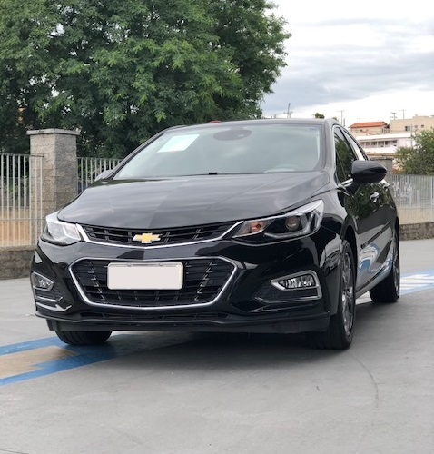 Chevrolet CRUZE TURBO HATCH LTZ 1.4L 2018