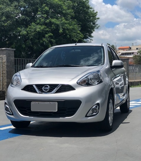 Nissan MARCH SV 1.6L 2018