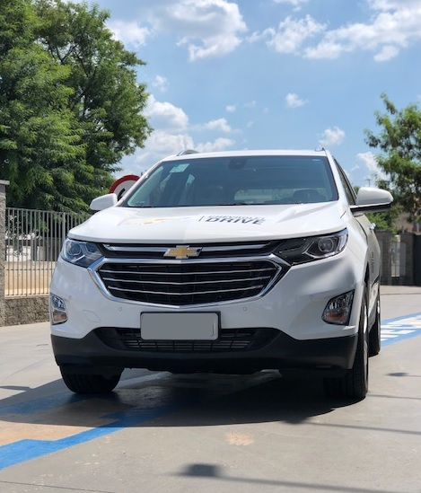 Chevrolet EQUINOX PREMIER 2.0L 2018