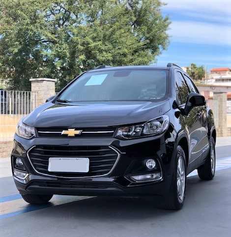 Chevrolet TRACKER TURBO LT 1.4 2017