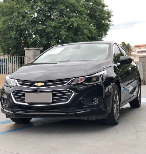 Chevrolet CRUZE TURBO SEDAN LTZ 1.4L 2018