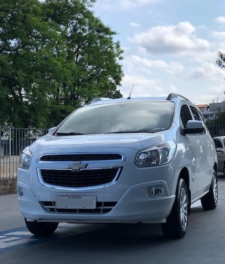 Chevrolet SPIN LT 1.8L 2014