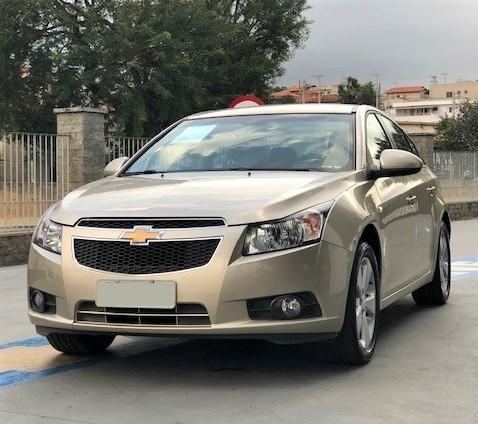 Chevrolet CRUZE LT 1.8L 2011