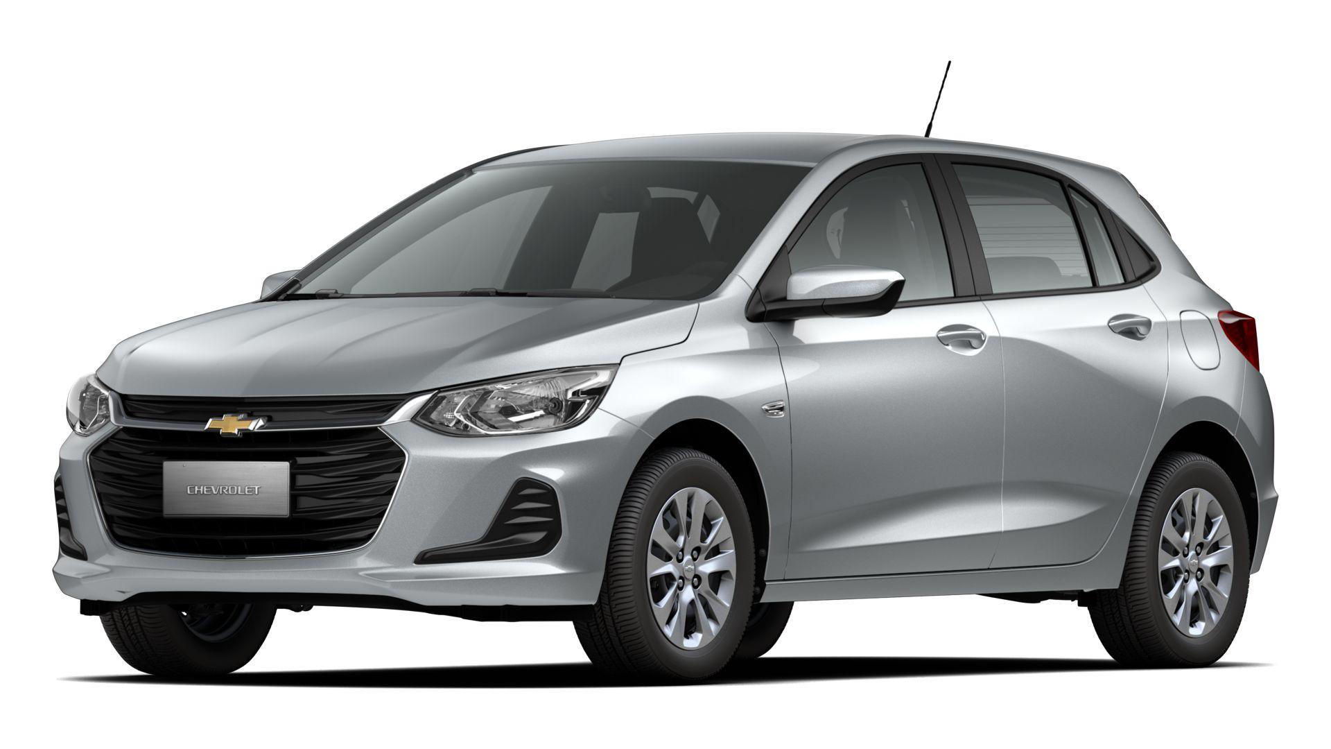 Chevrolet Onix Lt 1 0 2020 Estoque Oeste Nova Mutum