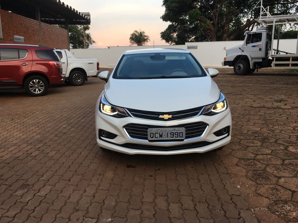 CHEVROLET CRUZE LTZ II 1.4 TURBO 2018