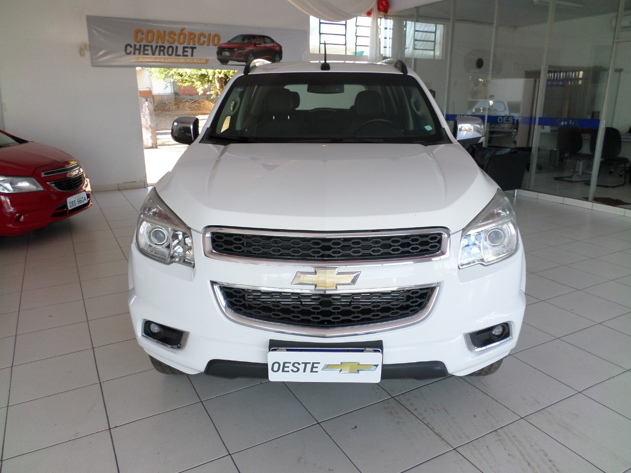 CHEVROLET TRAILBLAZER LTZ 2.8 2015