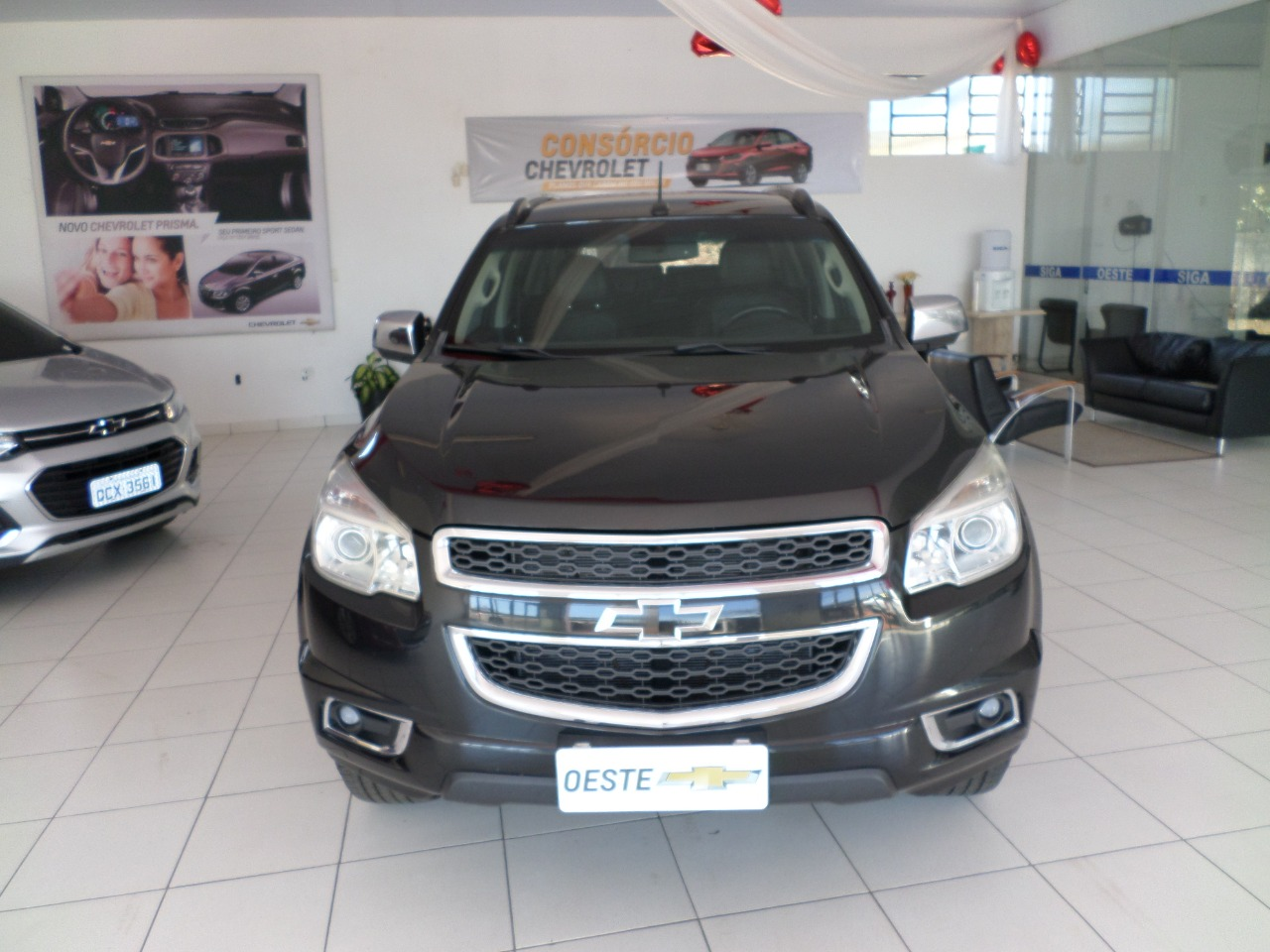 CHEVROLET TRAILBLAZER LTZ 3.6 2015