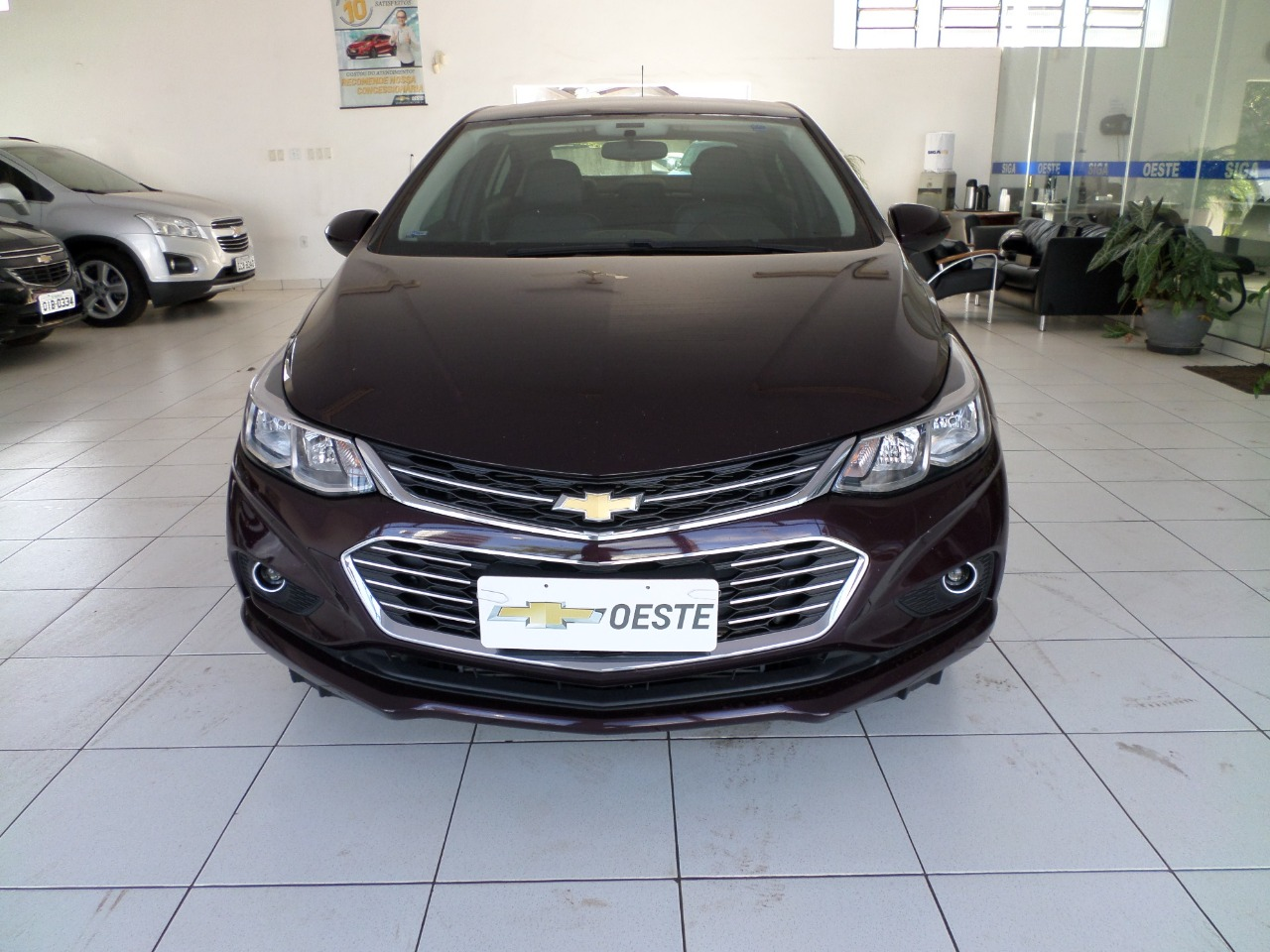 CHEVROLET CRUZE SD LT 1.4 TURBO 2017