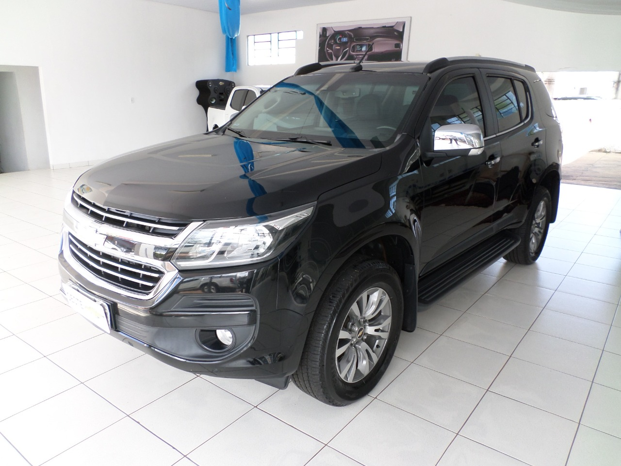 CHEVROLET TRAILBLAZER LTZ 2.8 2017